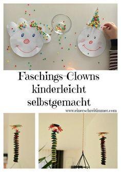 Pinterest Fasching Basteln Genial 481 Besten Basteln Mit Kindern Bilder Auf Pinterest In 2018 Sammlung