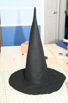 Pinterest Fasching Basteln Genial Grusligen Hexenhut Basteln Für Halloween Fasching Bilder