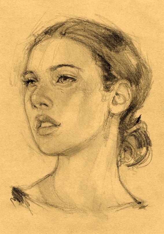 Pinterest Zeichnungen Bleistift Frisch A Study In Contrasts Portrait Drawing Pinterest Das Bild