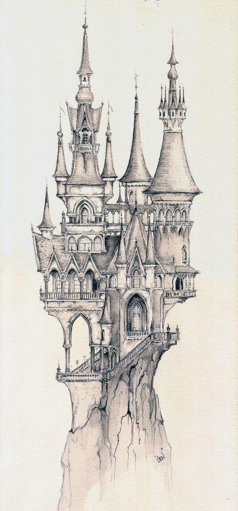 Pinterest Zeichnungen Bleistift Frisch Schloss Zeichnen Pinterest Bild