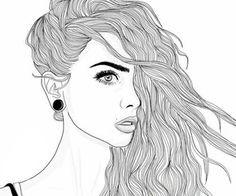 Pinterest Zeichnungen Bleistift Neu 100 Besten Mädchen Gezeichnet Tumblr Bilder Auf Pinterest Stock