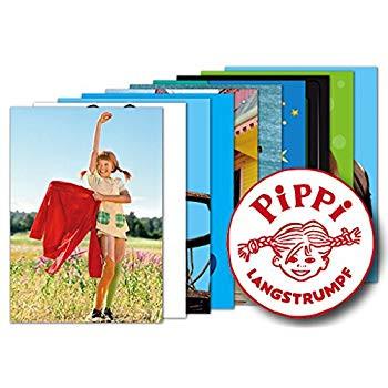 Pippi Langstrumpf Akkorde Das Beste Von 10er Pack Postkarte A6 Pippi Langstrumpf Von Modern Times Fotos