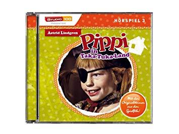 Pippi Langstrumpf Akkorde Das Beste Von Pippi In Taka Tuka Land Hörspiel astrid Lindgren Amazon Musik Stock