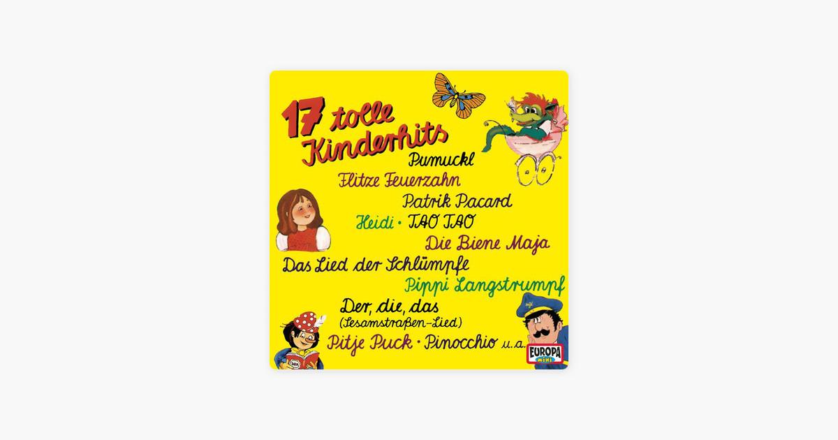 Pippi Langstrumpf Akkorde Einzigartig 17 tolle Kinderhits Vol 1 by Fun Kids On iTunes Das Bild