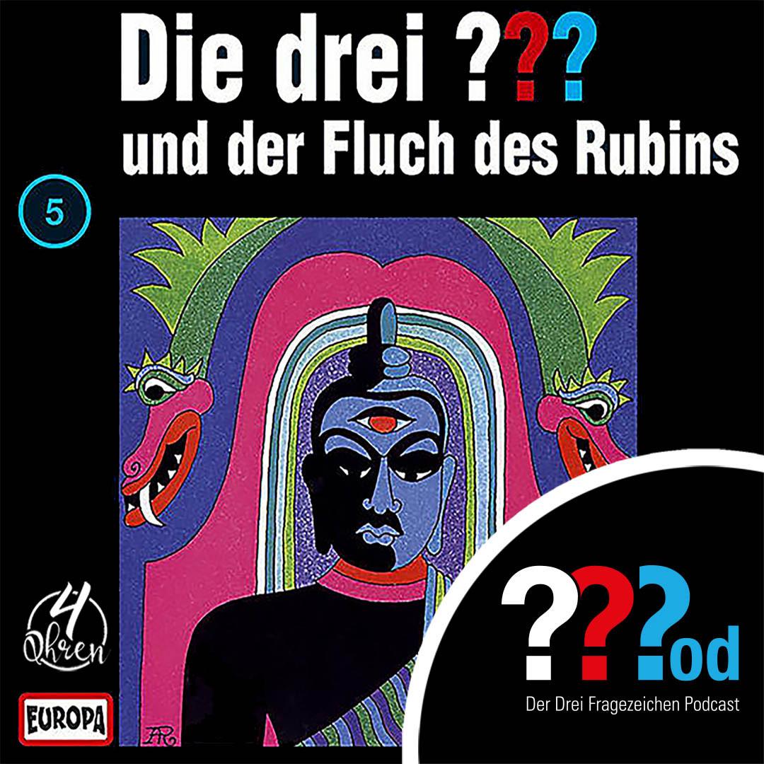 Pippi Langstrumpf Akkorde Einzigartig Fragezeichenpod – 005 Und Der Fluch Des Rubins – Vierohren Bild