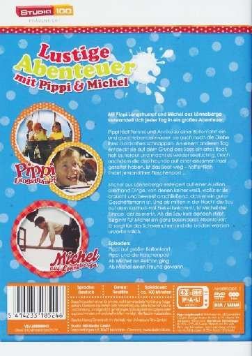 Pippi Langstrumpf Akkorde Einzigartig Lustige Abenteuer Mit Pippi & Michel Dvd – Jpc Bilder