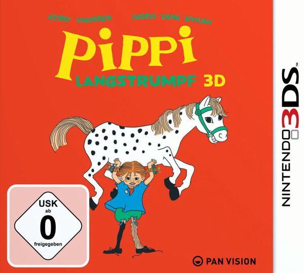 Pippi Langstrumpf Akkorde Einzigartig Pippi Langstrumpf Nintendo 3ds Games Versandkostenfrei Bei Bücher Stock