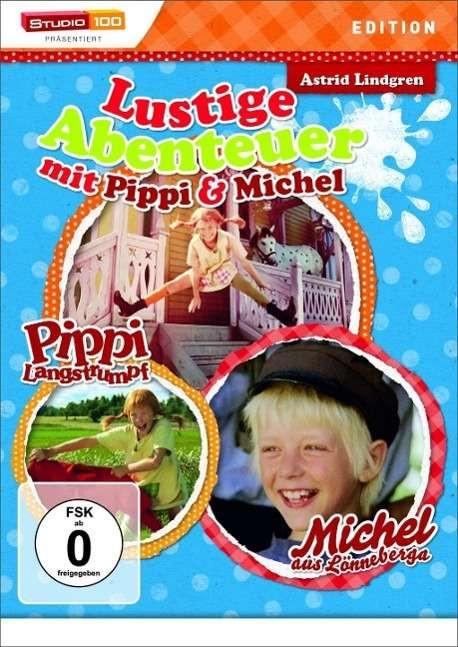 Pippi Langstrumpf Akkorde Frisch Lustige Abenteuer Mit Pippi & Michel Dvd – Jpc Bilder