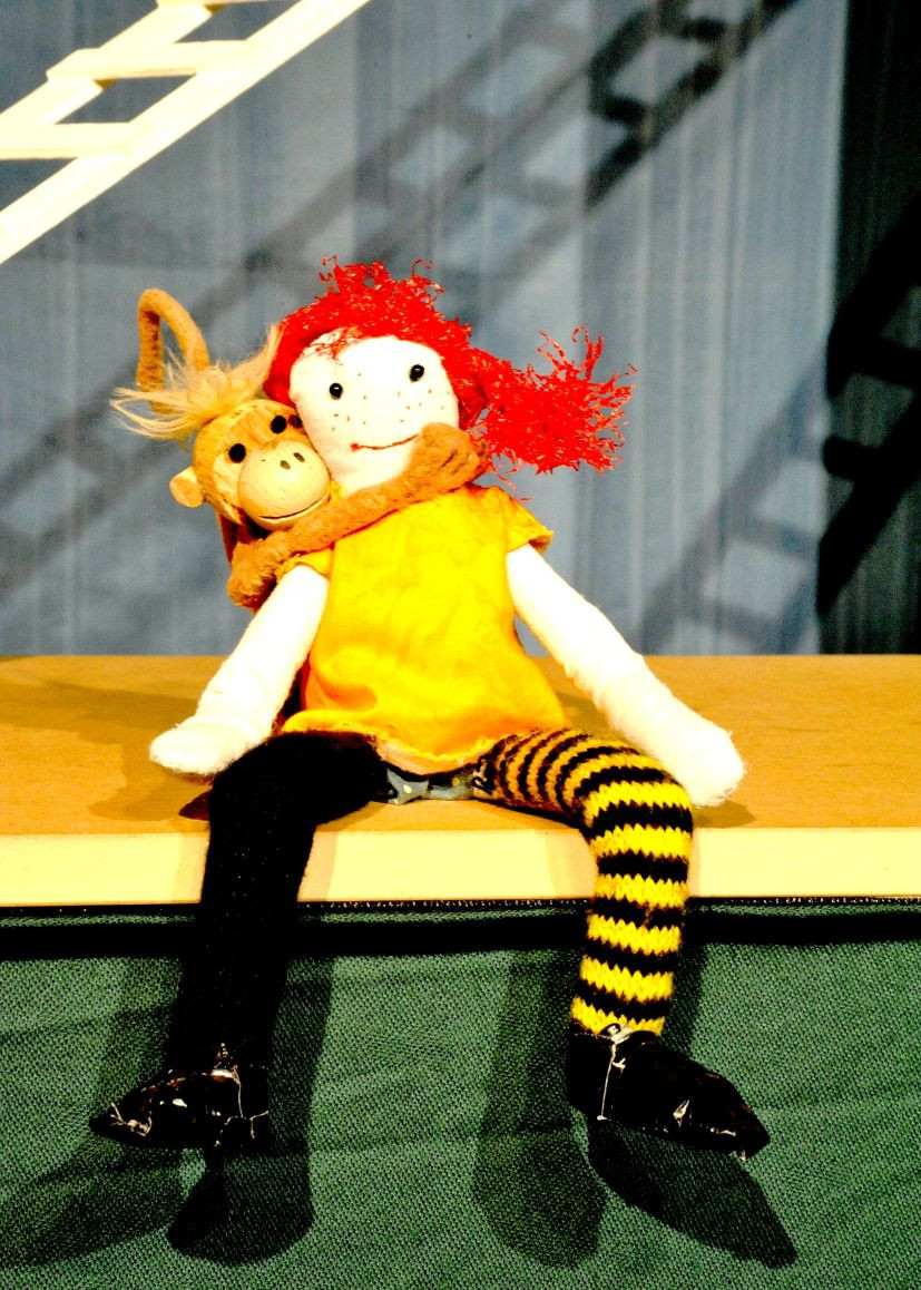 Pippi Langstrumpf Akkorde Frisch Pippi Langstrumpf – Ab 4 J – Figurentheater Im Treptower Park Bilder