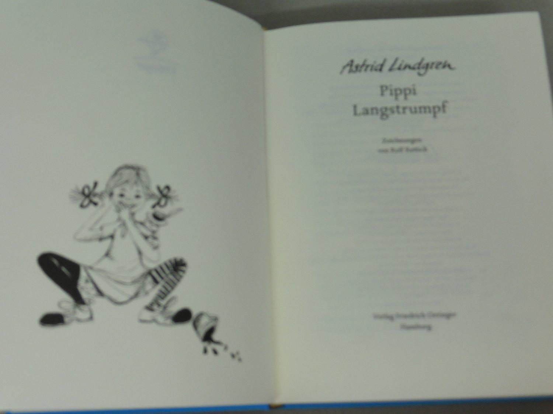 """Pippi Langstrumpf Akkorde Frisch Pippi Langstrumpf"""" astrid Lindgren – Buch Gebraucht Kaufen Sammlung"""