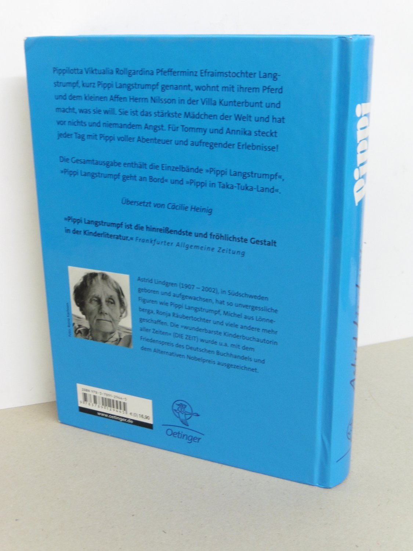 """Pippi Langstrumpf Akkorde Frisch Pippi Langstrumpf"""" astrid Lindgren – Buch Gebraucht Kaufen Stock"""