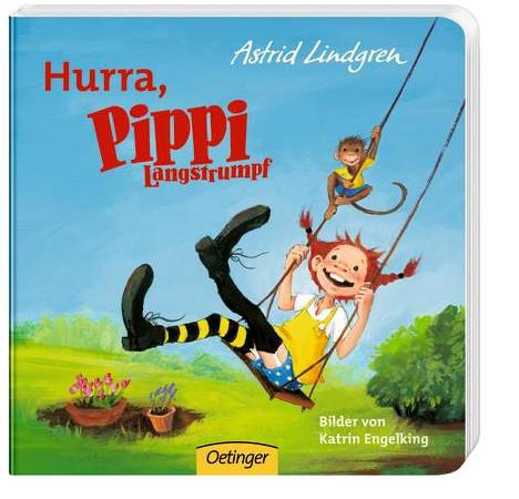 Pippi Langstrumpf Akkorde Genial Hurra Pippi Langstrumpf Pappbilderbuch astrid Lindgren Bild