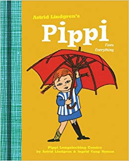 Pippi Langstrumpf Akkorde Inspirierend Pippi Fixes Everything Pippi Longstocking Amazon astrid Bild