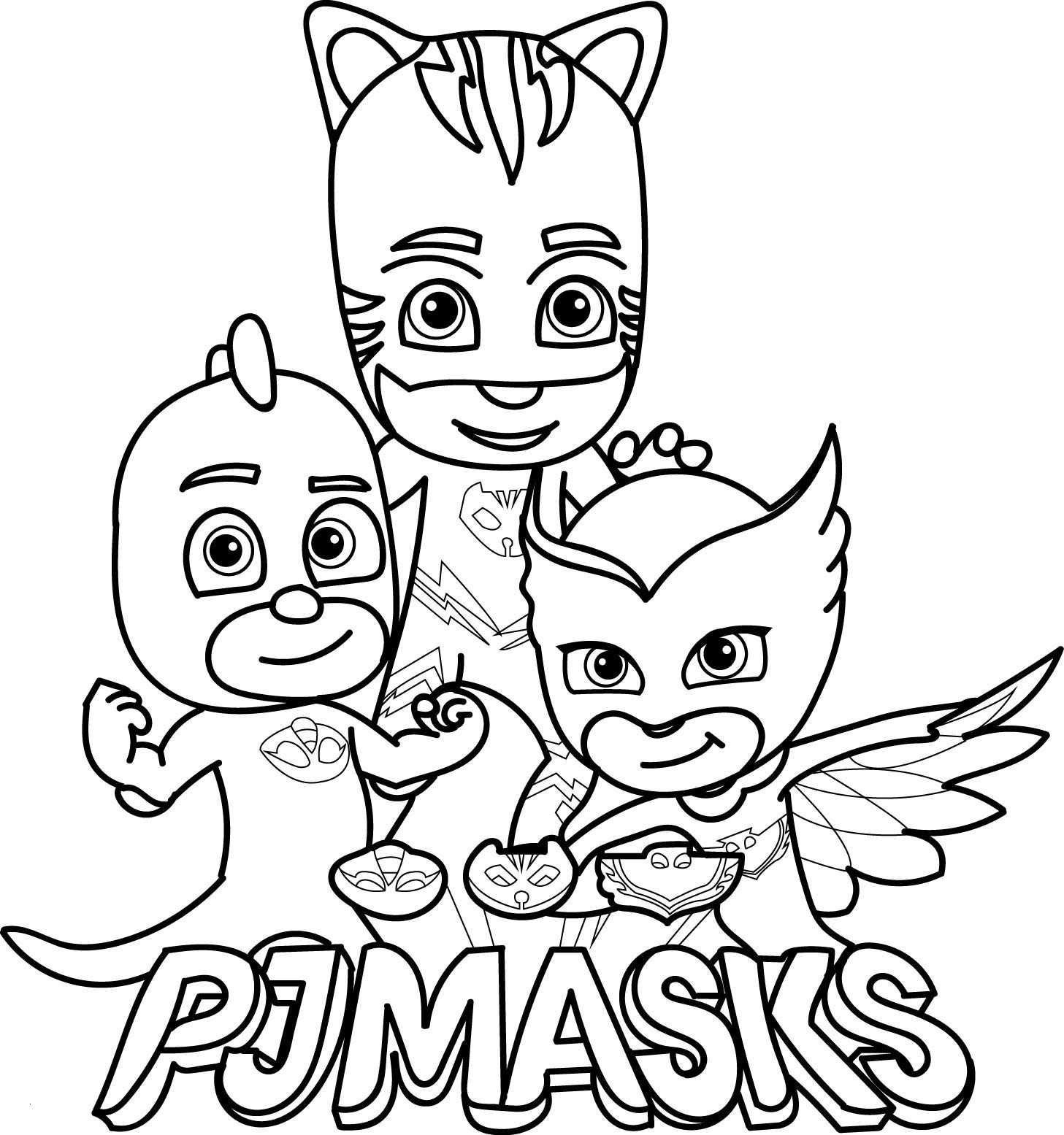 Pj Masks Ausmalbilder Genial Chalk Coloring Pages Beautiful Crayola Kids Paint Inspirational Bilder