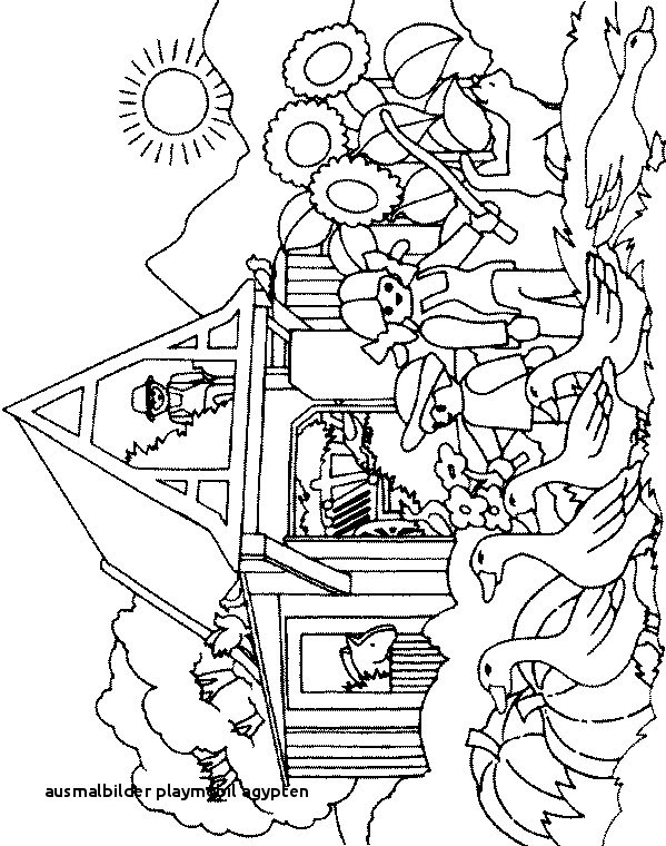 "Playmobil Zum Ausmalen Inspirierend Ausmalbilder Playmobil Agypten Playmobil ""gypten Der Magische Bilder"