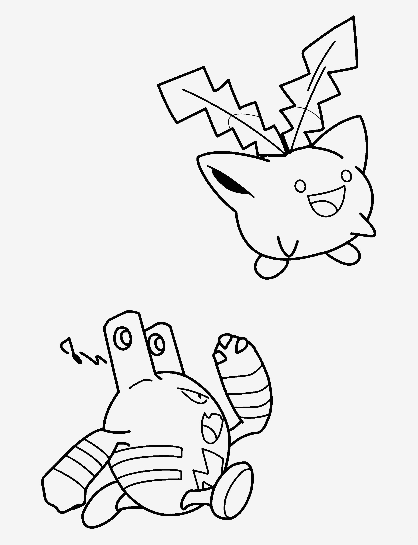 Pokemon Ausmalbilder Kostenlos Das Beste Von 37 Fantastisch Pokemon Ausmalbilder Kostenlos – Große Coloring Page Das Bild