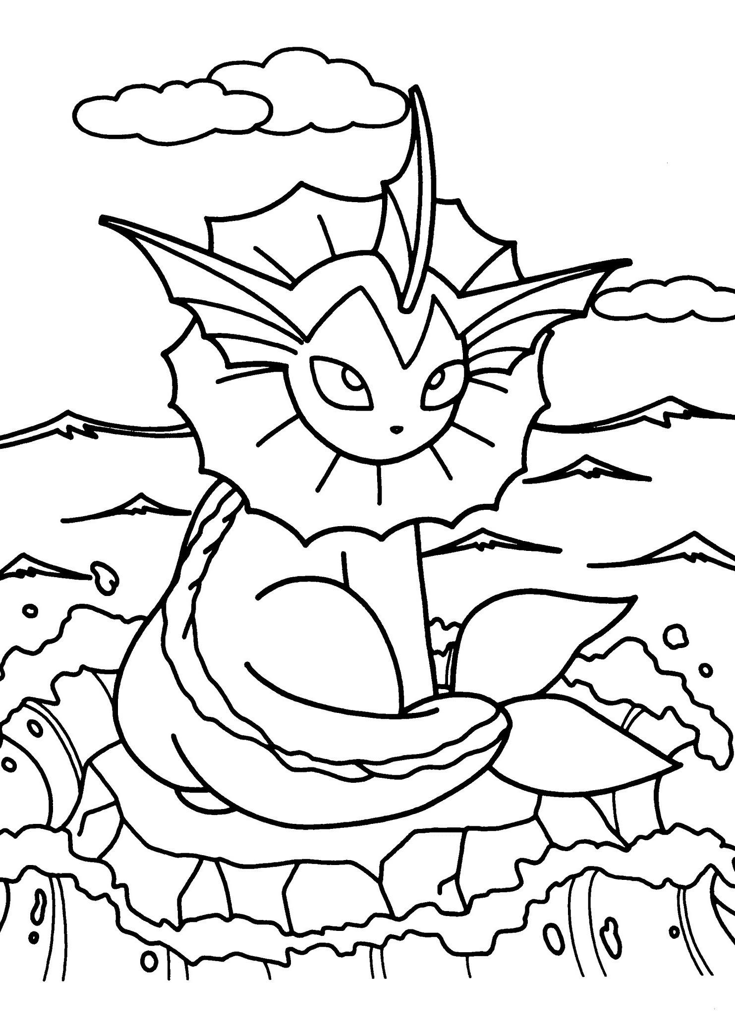 Pokemon Ausmalbilder Kostenlos Das Beste Von 37 Fantastisch Pokemon Ausmalbilder Kostenlos – Große Coloring Page Stock