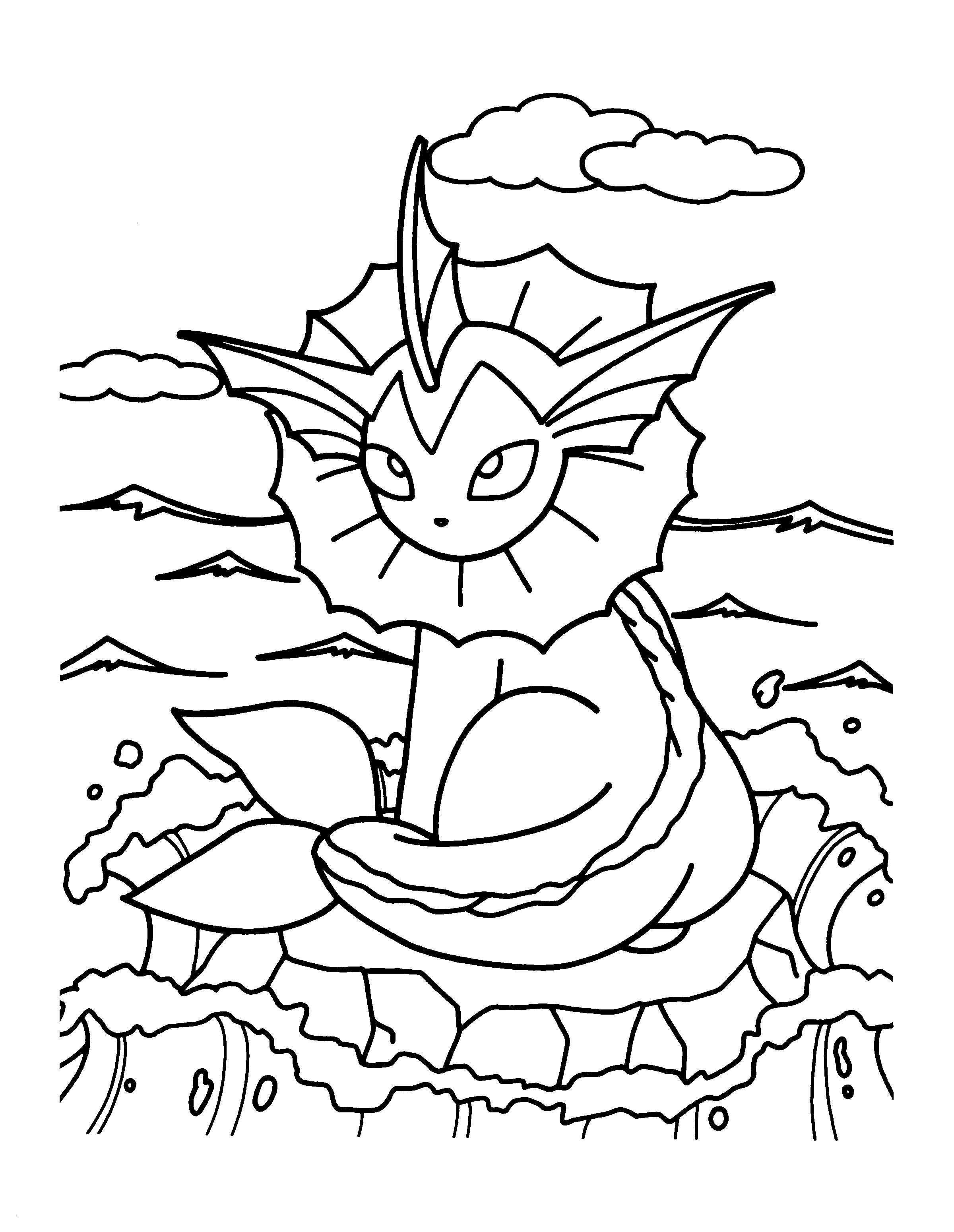 Pokemon Ausmalbilder Kostenlos Frisch Beau Ausmalbilder Pokemon Kostenlos Ausdrucken – Duschbehalter Bilder