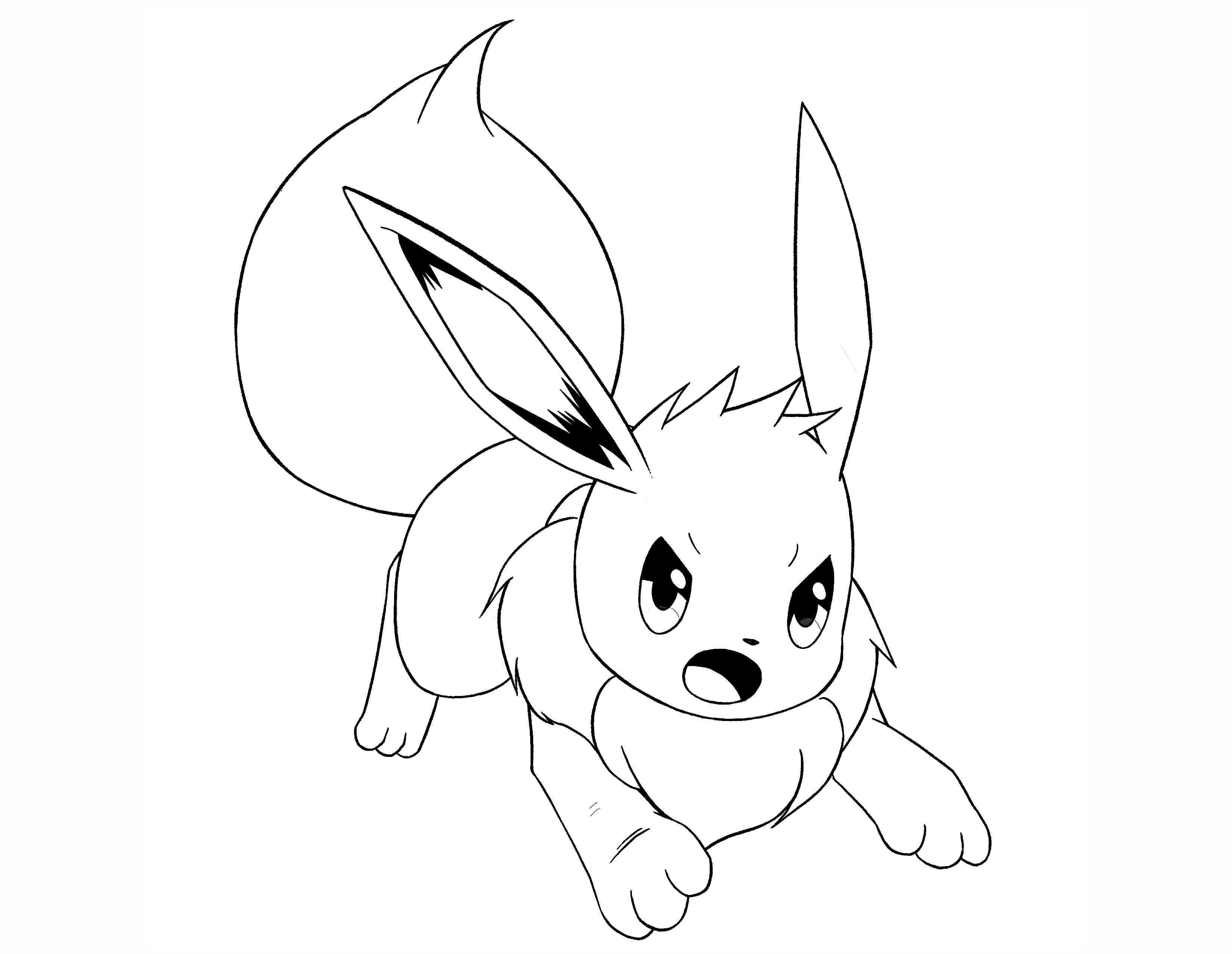 Pokemon Ausmalbilder Kostenlos Neu Espeon Coloring Pages Unique Bildergalerie & Bilder Zum Ausmalen Bilder
