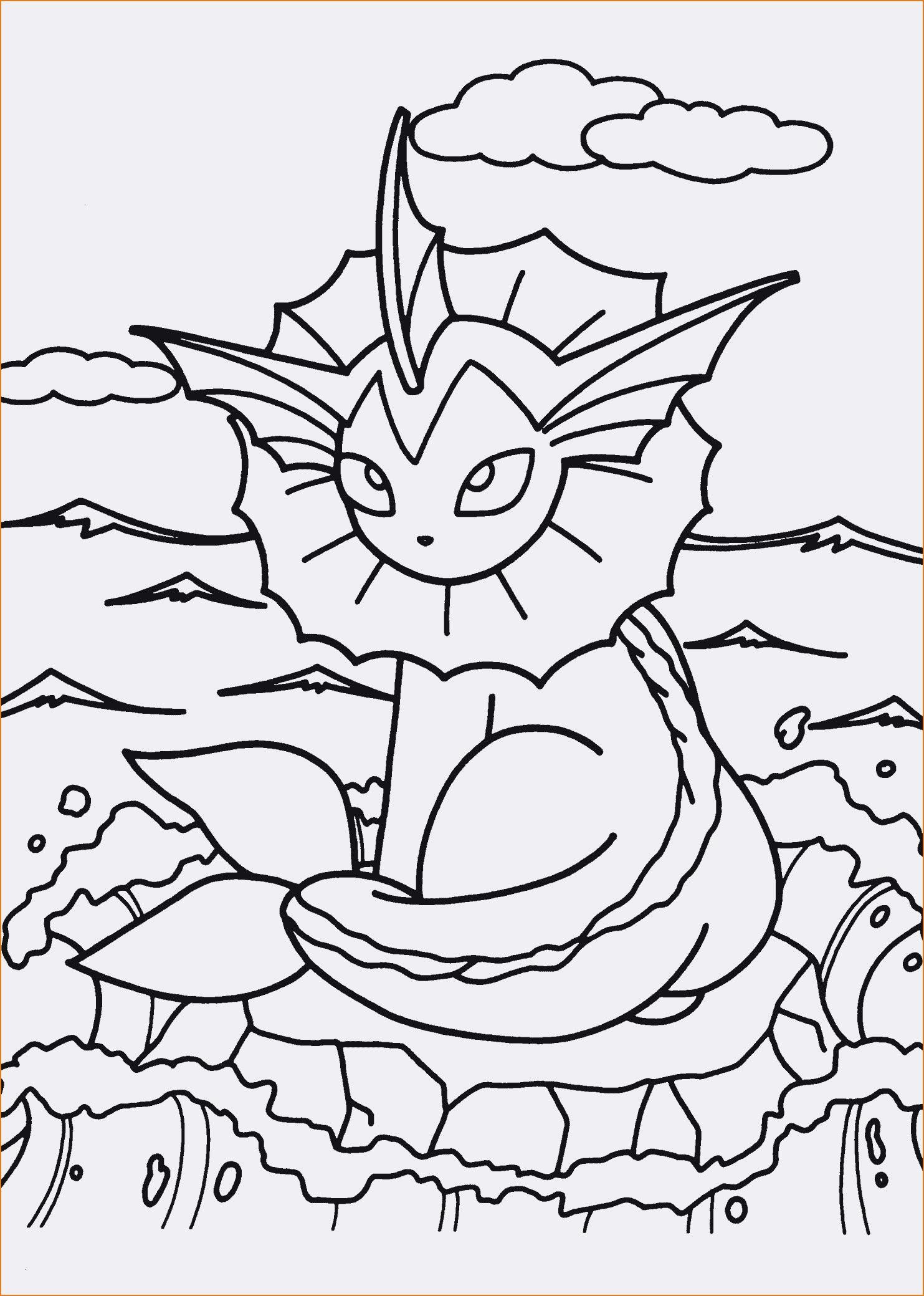 Pokemon Bilder Zum Ausdrucken In Farbe Genial Ausmalbilder ...