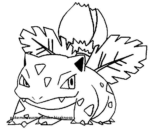 Pokemon Bilder Zum Ausmalen Das Beste Von 21 Pokemon Ausmalbilder Bisaknosp Colorprint Bild