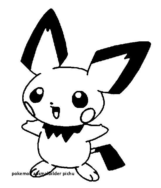 Pokemon Bilder Zum Ausmalen Einzigartig 28 Pokemon Ausmalbilder Pichu Colorprint Bild