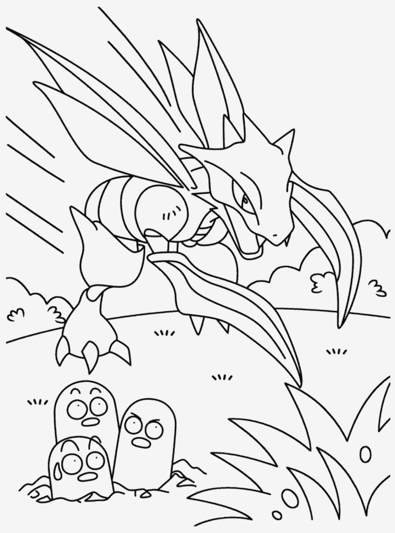 Pokemon Bilder Zum Ausmalen Frisch 37 Fantastisch Pokemon Ausmalbilder Kostenlos – Große Coloring Page Bilder