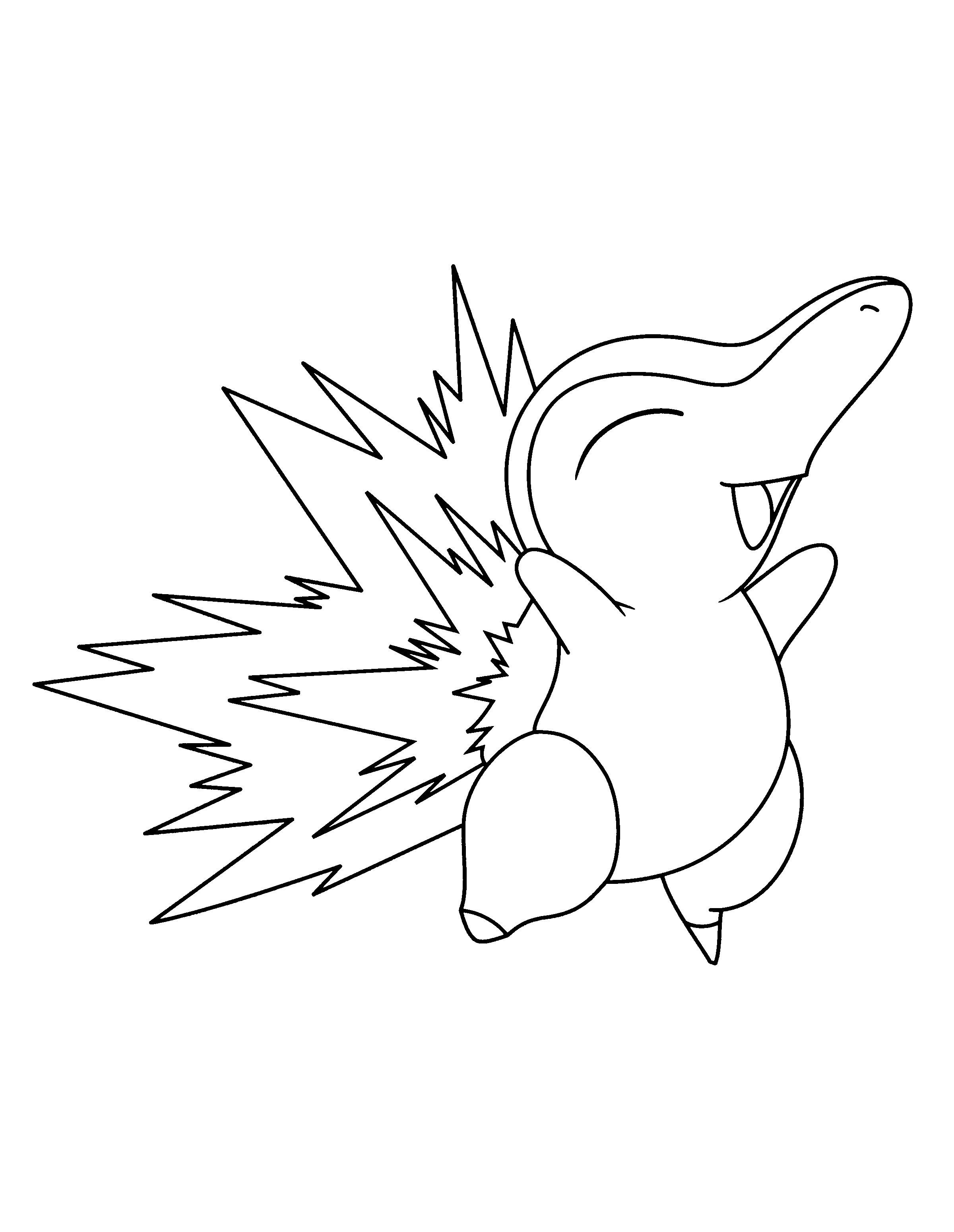 Pokemon Bilder Zum Ausmalen Genial 41 Luxus Pokemon Pikachu Ausmalbilder – Große Coloring Page Sammlung Stock