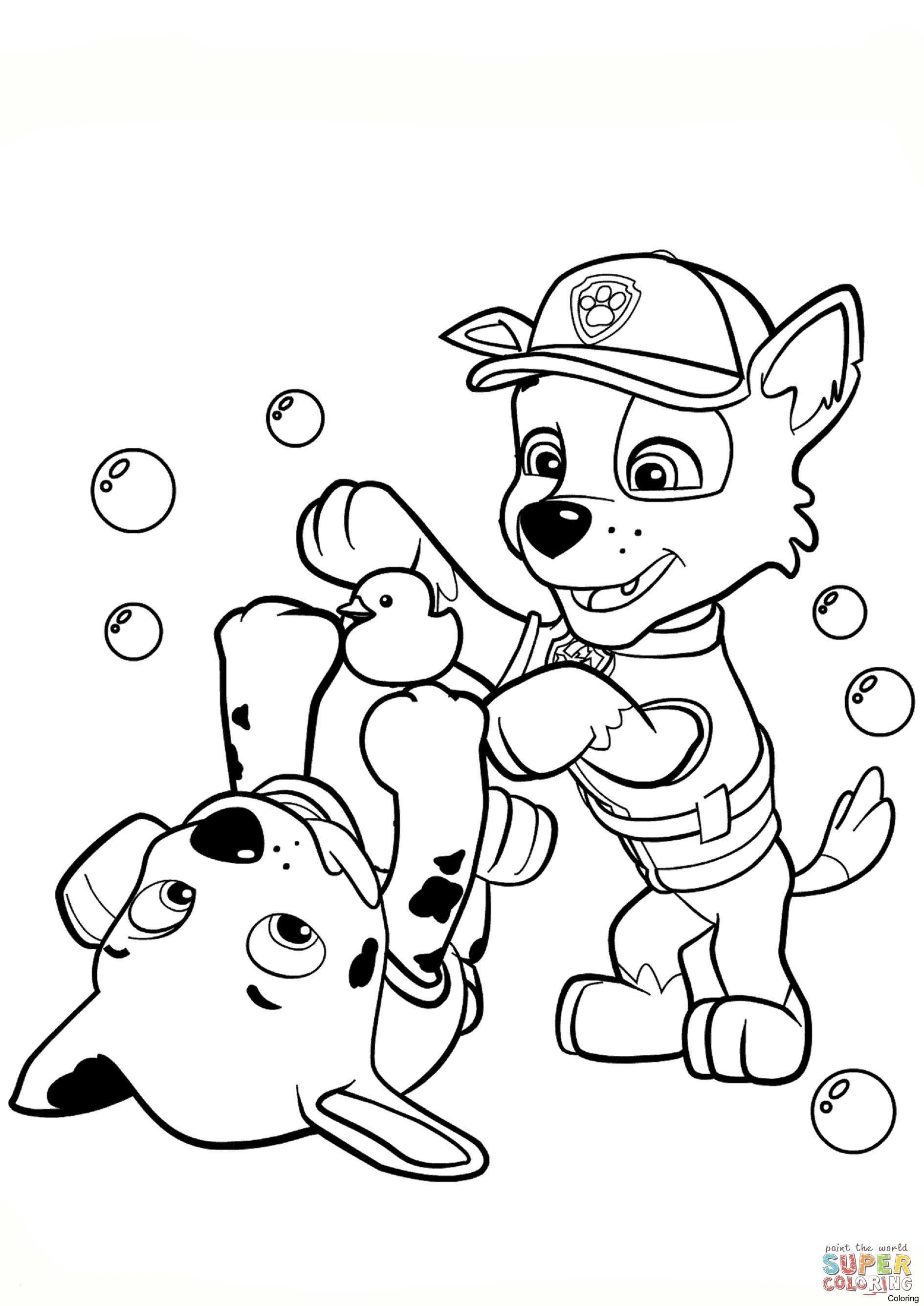 Rescue Bots Ausmalbilder Das Beste Von Marshall Paw Patrol Coloring Page Unique Free Paw Patrol Coloring Stock