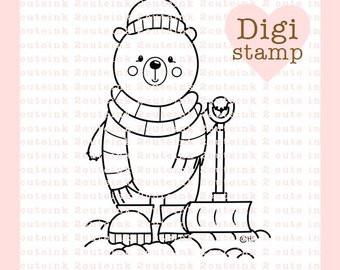 Ritter Rost Ausmalbild Genial Schnee Schaufeln Das Bild