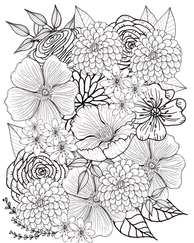 Rosen Bilder Zum Ausmalen Genial 43 Schön Rosen Ausmalbilder – Große Coloring Page Sammlung Fotografieren