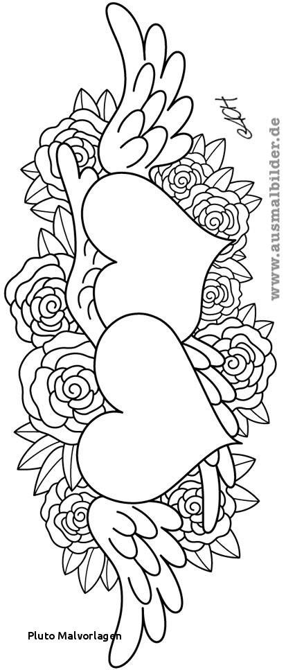 Rosen Mit Herzen Ausmalbilder Frisch Pluto Malvorlagen Ausmalbilder Rosen Mit Herz Ausmalbilder Pinterest Bilder