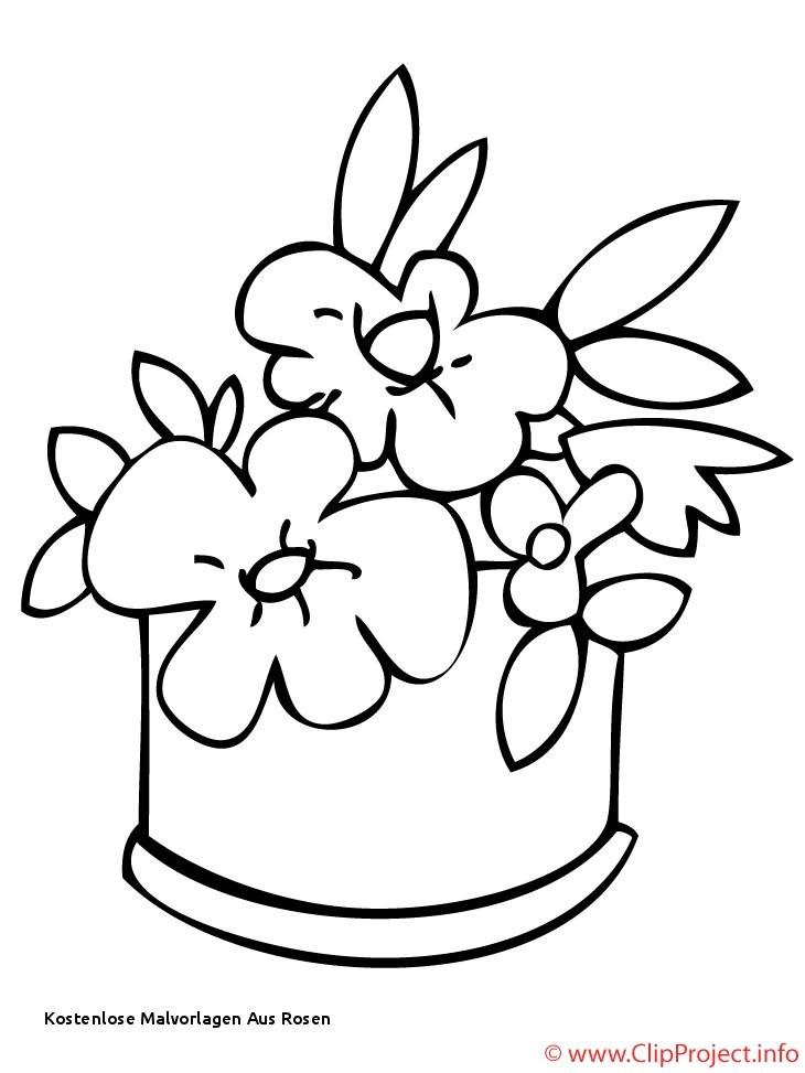 Rosen Zum Ausmalen Neu Kostenlose Malvorlagen Aus Rosen Malvorlagen Blumenmotive Schön Das Bild