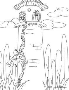 Rumpelstilzchen Bilder Zum Ausdrucken Frisch Ausmalbild Märchen Ausmalbild Rapunzel Im Turm Kostenlos Sammlung