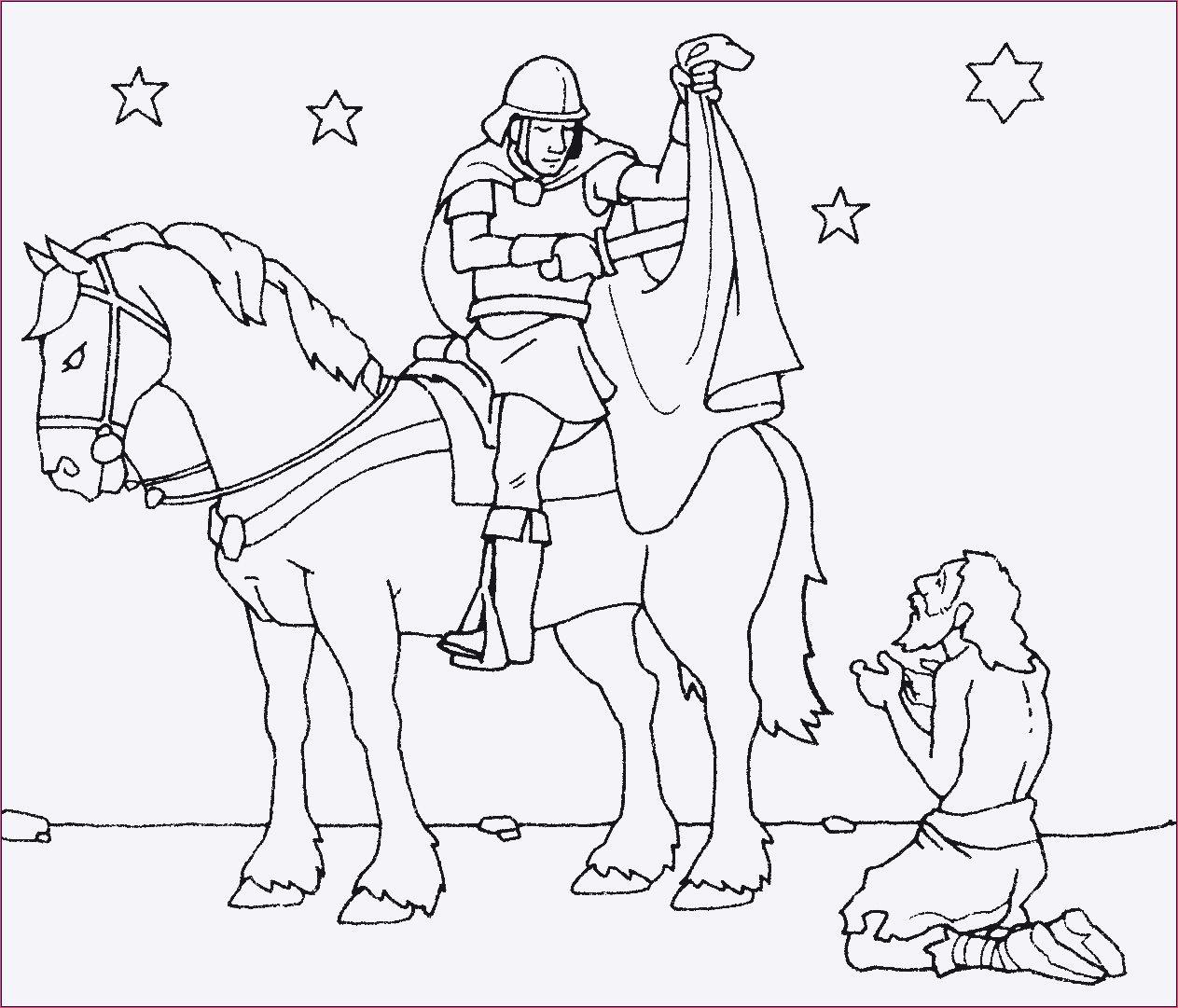 Sankt Martin Ausmalbilder Neu Ausmalbilder Kostenlos St Martin Bilder