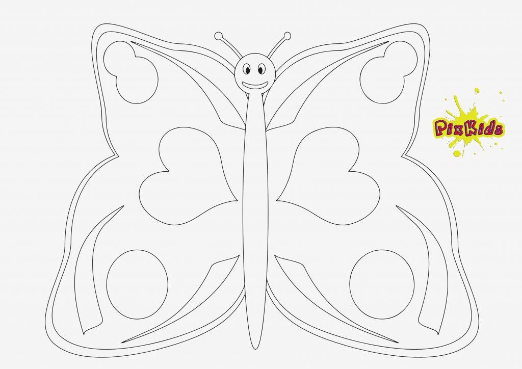 Schmetterling Bilder Zum Ausmalen Das Beste Von Schmetterling Vorlage Zum Ausdrucken Bilder Zum Ausmalen Bekommen Sammlung