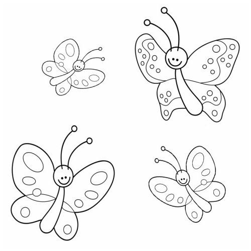 Schmetterling Mit Blume Zum Ausmalen Das Beste Von 23 Elegant Schmetterlinge Ausmalbilder – Malvorlagen Ideen Das Bild