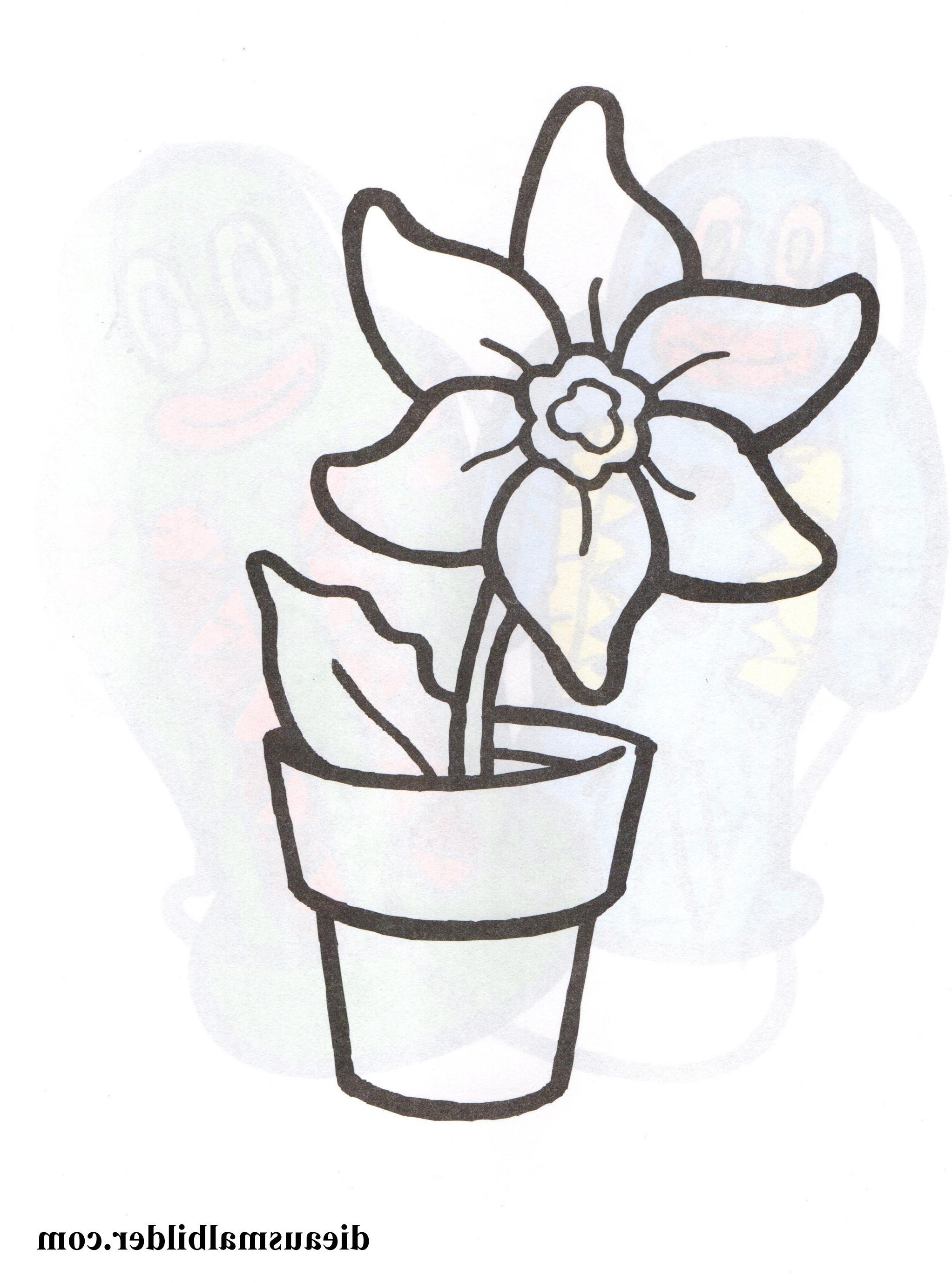 Schmetterling Mit Blume Zum Ausmalen Neu 29 Frisch Blume Zum Ausmalen – Malvorlagen Ideen Stock