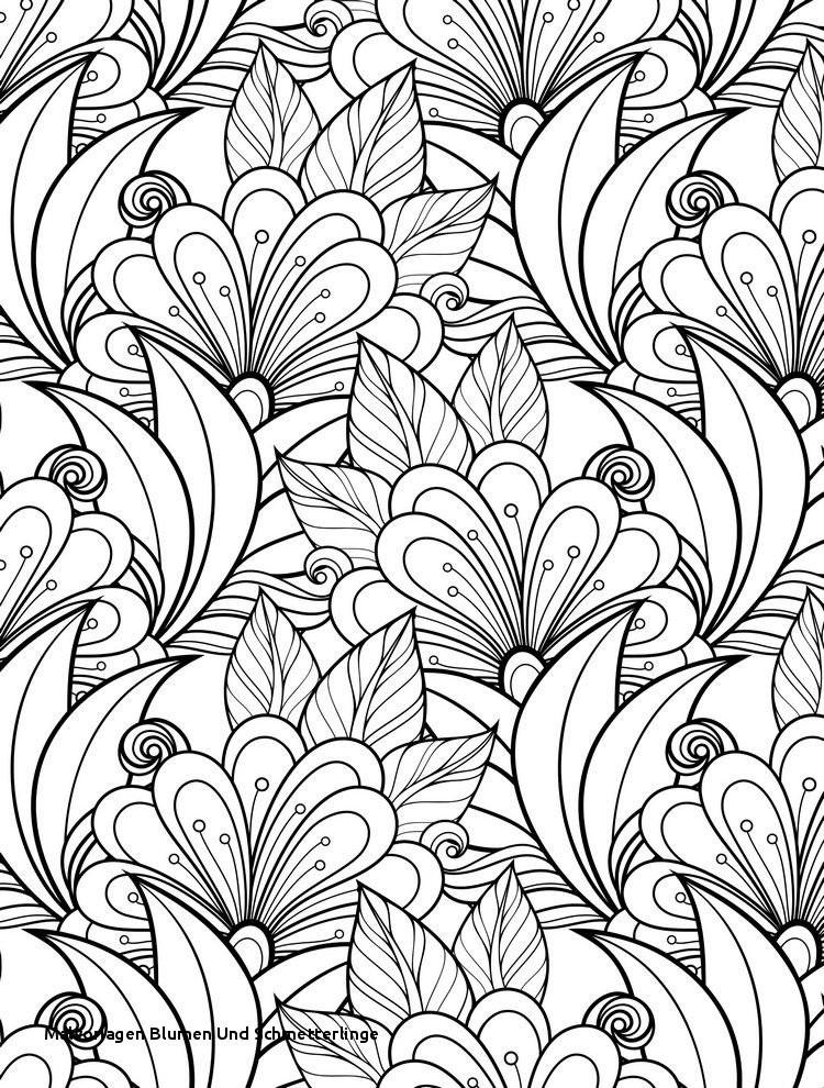 Schmetterlinge Bilder Zum Ausmalen Genial Malvorlagen Blumen Und Schmetterlinge Ausmalbilder Erwachsene Bild