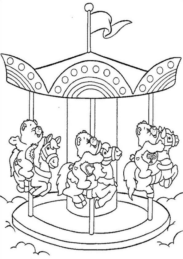 Seepferdchen Zum Ausmalen Neu Ausmalbilder Glücksbärchis 02 Schön Ausmalbilder Glücksbärchis Galerie