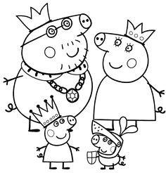 Sendung Mit Der Maus Ausmalbilder Frisch Ausmalbilder Peppa Wutz Familie Gerne Versuchen Das Bild