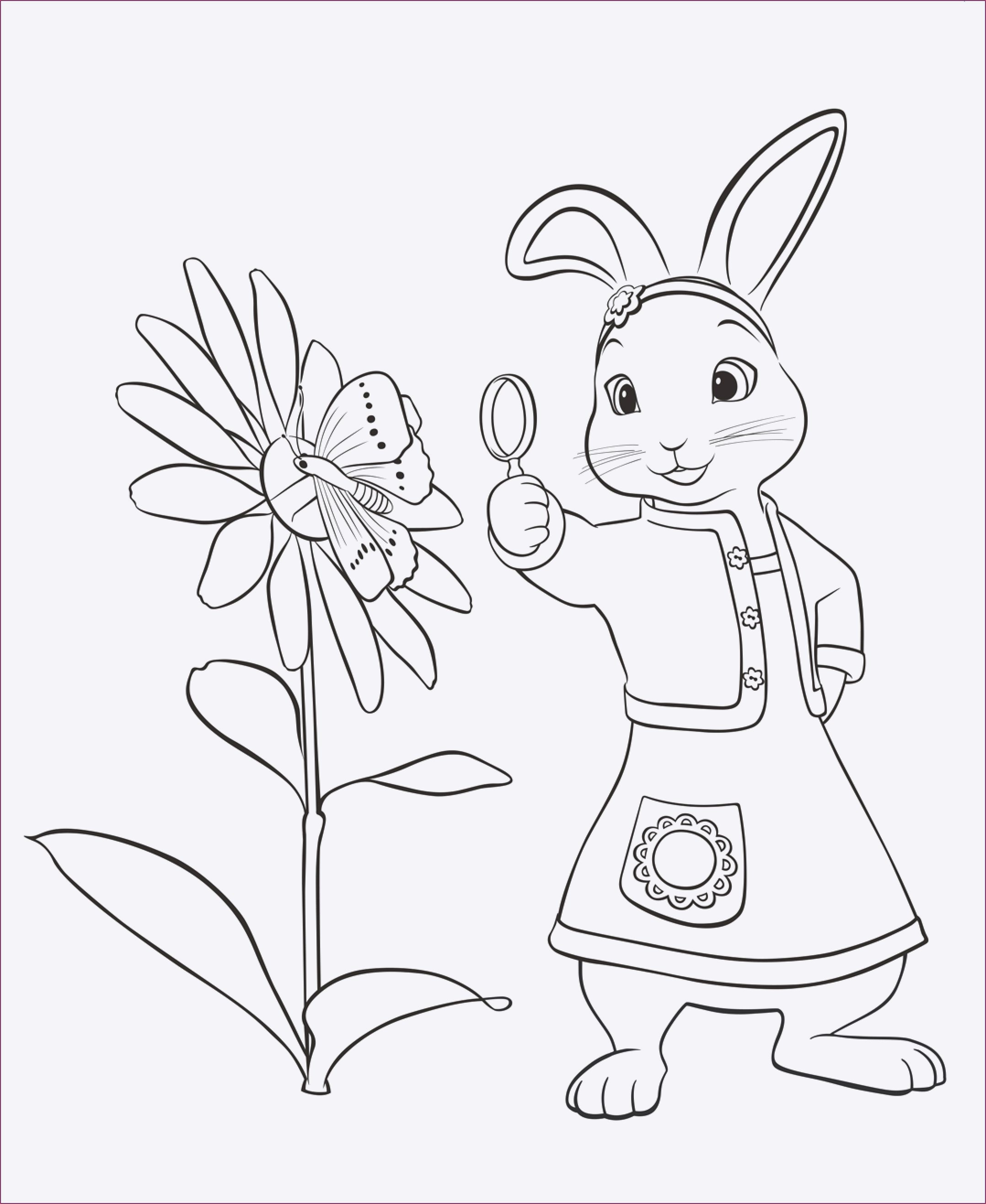 Sofia Die Erste Ausmalbild Das Beste Von Ostern Druckbare Malvorlagen Wunderschöne Ausmalbilder Kaninchen Bild