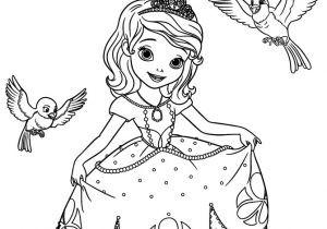 Sofia Die Erste Ausmalbild Einzigartig Ausmalbilder Prinzessin sofia Ideen sofia Erste Ausmalbilder Bild