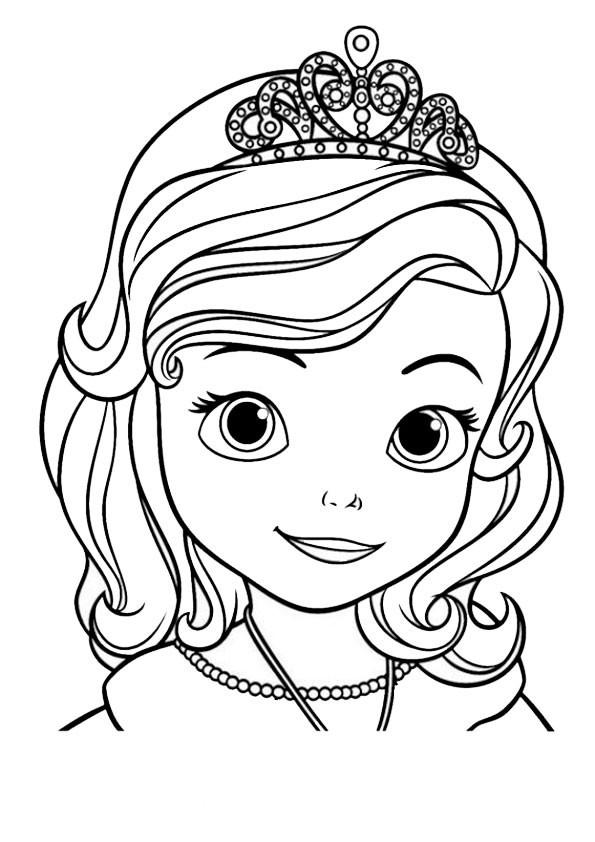Sofia Die Erste Ausmalbild Frisch Ausmalbilder Prinzessin sofia Ideen sofia Erste Ausmalbilder Stock