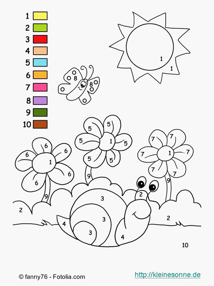 Sommer Bilder Zum Ausmalen Frisch Vorlage Malen Nach Zahlen Idee 21 sommer Bilder Zum Ausmalen Stock