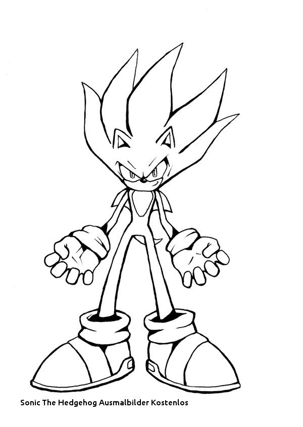 Sonic the Hedgehog Ausmalbilder Inspirierend 27 sonic the Hedgehog Ausmalbilder Kostenlos Bilder