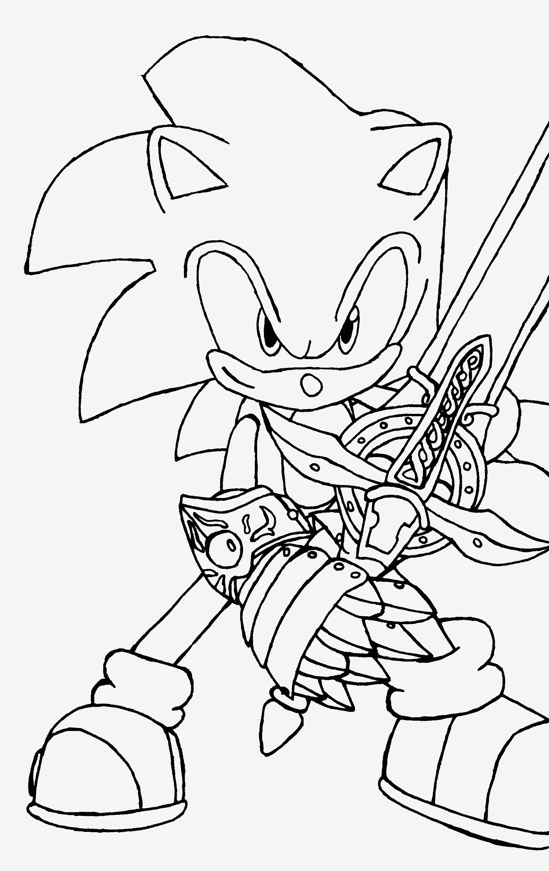 Sonic Zum Ausmalen Inspirierend 45 Elegant sonic the Hedgehog Ausmalbilder Beste Malvorlage Das Bild
