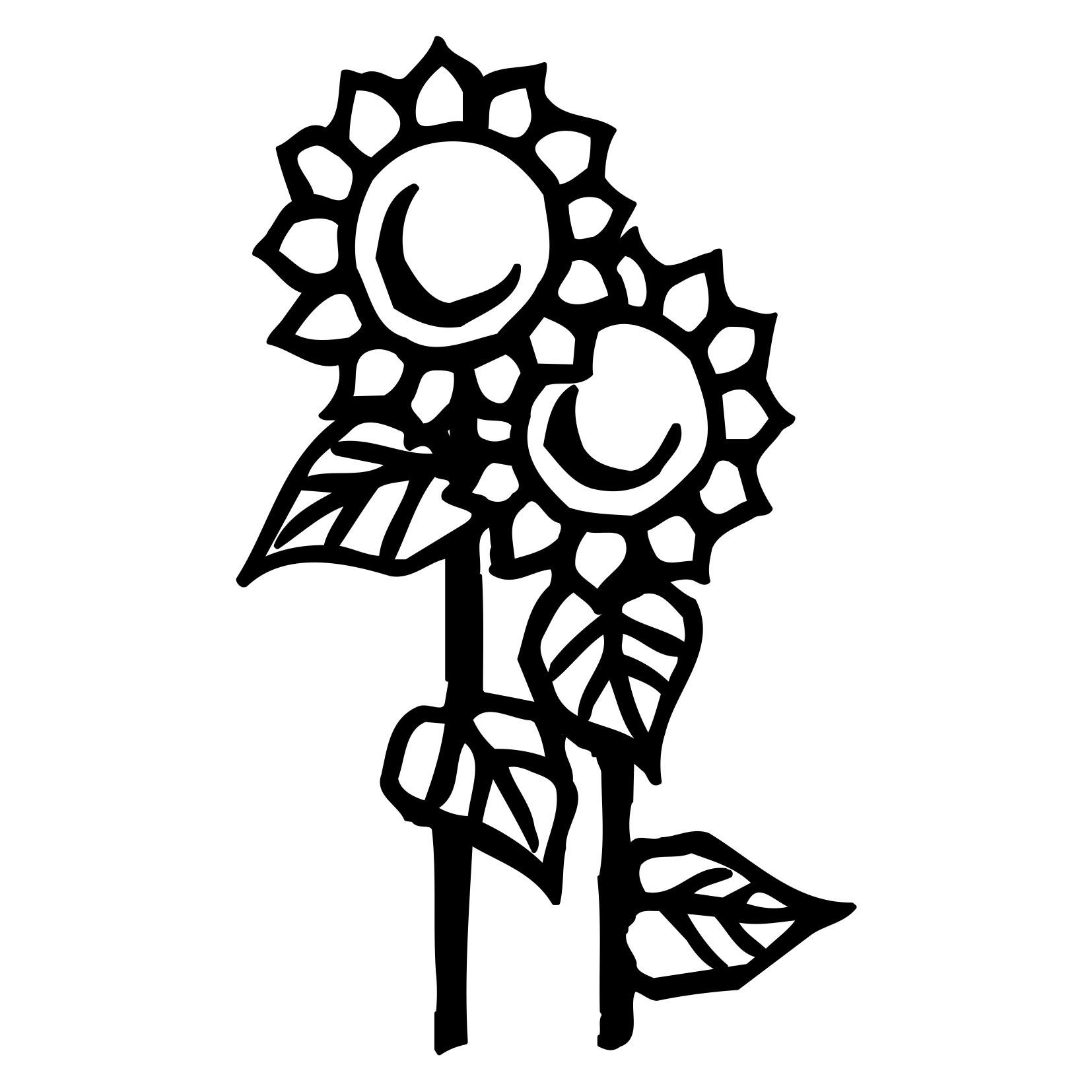 sonnenblume malvorlagen kostenlos genial kostenlose