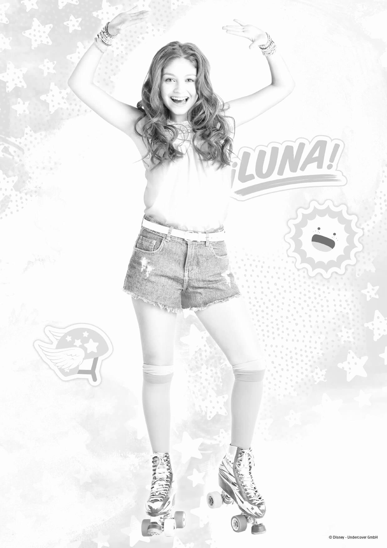 Soy Luna Ausmalbilder Einzigartig soy Luna A Imprimer élégant 35 soy Luna Ausmalbilder Scoredatscore Galerie
