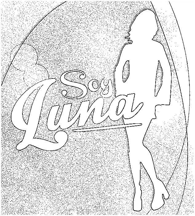 Soy Luna Ausmalbilder Frisch Druckfertig soy Luna Ausmalbilder Fotografieren